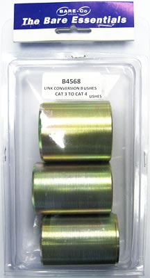 Picture of Bare Essentials Cat 3 - Cat 4 Coversion Bushes (Qty 3) - B4568