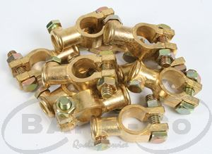 Picture of Emergency Solderless Battery Terminals (Qty 10) - B211