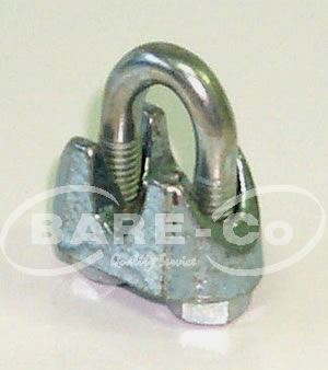 Picture of Wire Rope Grip 5mm - B2602