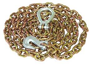 Picture of Drag Chain 7mtr x 10mm with Grab Hook - B7419