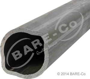 Picture of Inner Lemon Profile Tube 34.5 X 4mm, 1mtr W2380 Series - A344