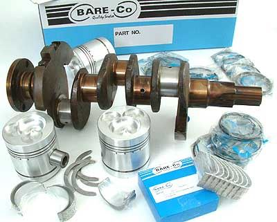 Picture of In Frame Engine Kit 990 Implematic - EK133