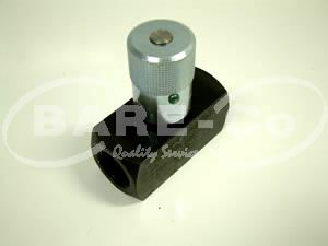 """Picture of Flow Control Valve 1/2"""" - B9409"""
