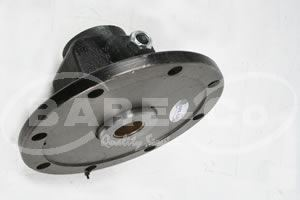 """Picture of Base 1 3/4"""" x 20SPL for Male Spring Coupler - B6532"""