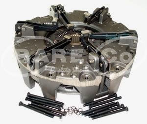Picture of Clutch Assembly 310/330mm for Deutz Models - B3427