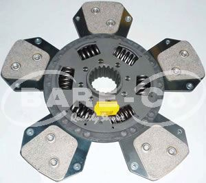 Picture of Ceramic Main Plate 280mmx40mm 20SPL for Deutz Models - B9228
