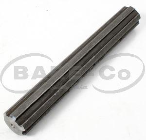 "Picture of Splined Shaft 1 3/8""x6SPLx10"" - B283"