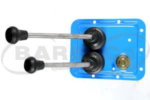 Picture of Complete Gear Box Cover for Models with Pressed Metal Cover - B1407