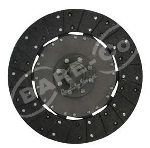 """Picture of Clutch Main Plate 12""""x1 3/8"""" 10 SPL - B23"""