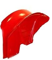 Picture of Pair of Curved Safety type Mudguards - B3282