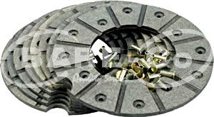 Picture of Brake Disc Set for Ford Models - B3877