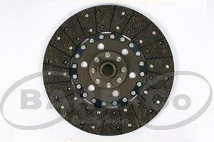 """Picture of Clutch Main Plate 9""""x1"""" 15 SPL - B5275"""