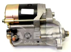 """Picture of Gear Reduction Starter 4.3""""x2.6"""" - B8500"""