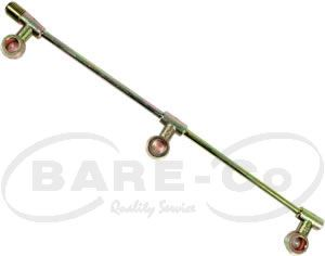 Picture of Injector Leak Off Pipe for MF 135-550 Models - B1538