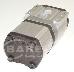 Picture of Power Steering Hydraulic Tandem Pump - B1634