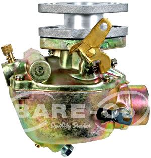 Picture of Complete Carburettor for MF Te20-MF35-MF135 Models - B3668
