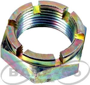 """Picture of Castellated Nut 1.1/4"""" - B3775"""