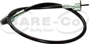 Picture of Complete Tacho Cable 635mm - B3827