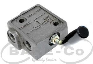 Picture of 3 Way Isolator Valve for MF Models - B5210