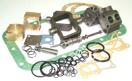 Picture of Major Hydraulic Pump Rebuild Kit for 135-188 MF Models - B605