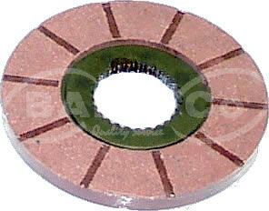 Picture of Heavy Duty Brake Disc - B6366
