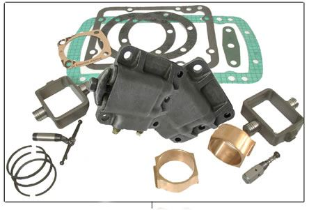 Picture of Major Hydraulic  Pump Rebuild Kit for Te MF Models - B6601