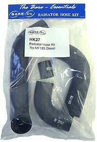 Picture of Radiator Hose Kit Early 35 Diesel 4 Cylinder (Water Only) - HK4