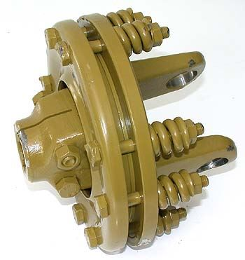 Picture of Disk Safety Clutch 1.3/8x6SPL W2400 Series - AC0352538