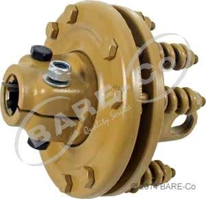 Picture of Yoke Type Disk Safety Clutch 180mmx467NM 4 Series - AK421090