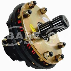 """Picture of Heavy Duty Cushion Coupling 1 3/4""""X20SPL Fm/Ml AntiClockwise - B6503"""