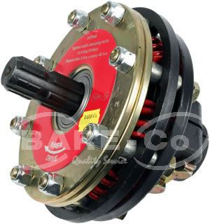 """Picture of Heavy Duty Cushion Coupling 1 3/8""""X6SPL Fm/Ml AntiClockwise - B6507"""