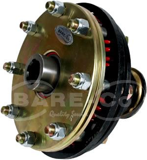 """Picture of Cushion / Freewheel Coupling for Hydraulic Motor  1 3/8"""" AntiClockwise - B8507"""