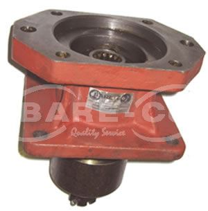 Picture of HD Hydraulic Mower Spindle with Hub - B1551