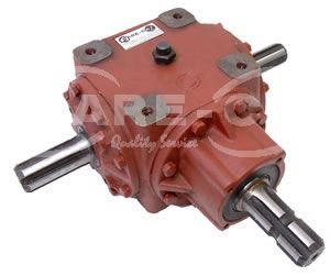 """Picture of 50HP 6 SPL """"T"""" Gearbox (1:1) - B1572"""