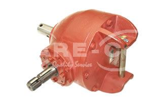 Picture of 75HP Post Hole Digger Gearbox (4:1) - B5666