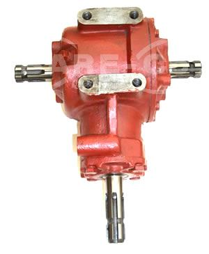 """Picture of 80HP """"T"""" Gearbox (1:1) - B7513"""