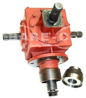 Picture of 150HP 4Way Gearbox (1:1.93) - B8676