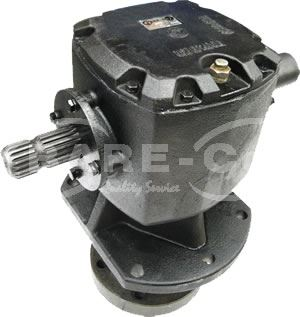 Picture of 150HP Through Shaft Gearbox (1:1.65) - B9992
