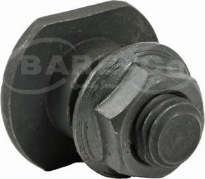Picture of Blade Bolt with Nut 18mmx12mmx10.5mm - B5413