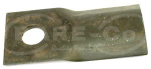 Picture of Disc Mower Blade 116mmx55mmx4mm - B5377
