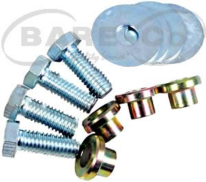 Picture of Safety Cover Mounting Kit - B4665