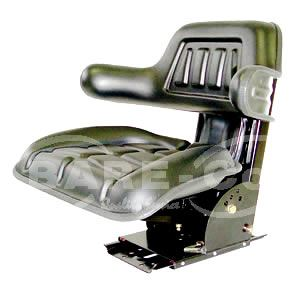 Picture of Regular Suspension Seat with Backrest - B8642