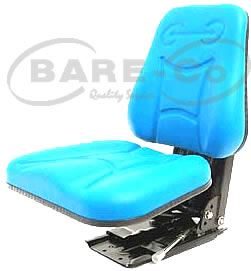 Picture of Heavy Duty Suspension Seat with Backrest (Blue) - B9644