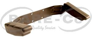 Picture of Armrest Kit for Heavy Duty Suspension Seat - B9655