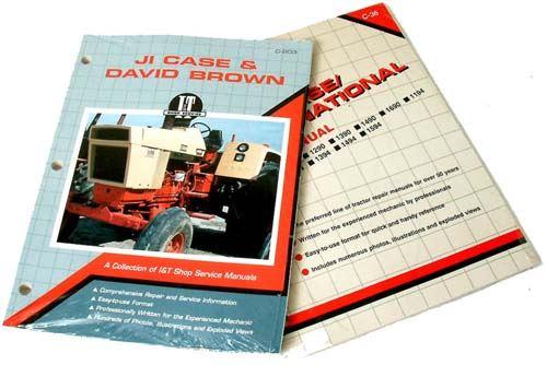 Picture of Workshop Manual David Brown 770-4600 - ITC203