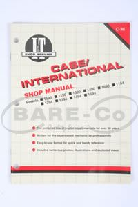 Picture of Workshop Manual Case IH 385-885 - ITC39