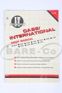 Picture of Workshop Manual Case IH MAXXUM Series - ITC41